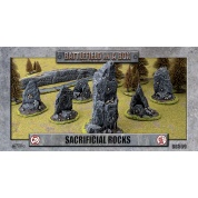 Battlefield in a Box - Sacrificial Rocks (x6) - 30mm