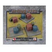 Battlefield In A Box - Galactic Warzones - Storage Crates