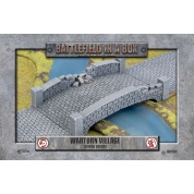 Battlefield In A Box - Wartorn Village - Ruined Bridge