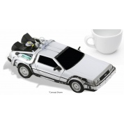 Back to the Future – Time Machine Diecast Vehicle 15cm