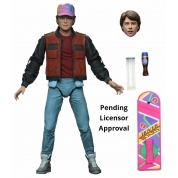 Back to the Future 2 – Ultimate Marty Action Figure 18cm