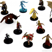 D&D Icons of the Realms Miniatures: Mythic Odysseys of Theros 8ct Brick (Set 16) - EN