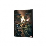 Avengers 43 Wood Panel - Avengers Collection