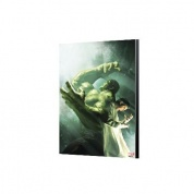 Incredible Hulk 7.1 Wood Panel - Avengers Collection
