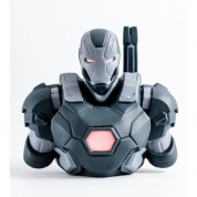 Marvel - War Machine MKIII Deluxe Bust Bank