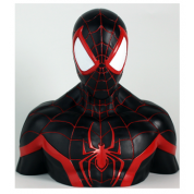 Marvel - Spider-Man (Miles Morales) Deluxe Bust Bank