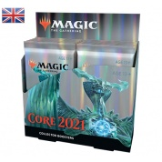 MTG - M21 Core Set Collector Booster Display (12 Packs) - EN