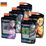 MTG - M21 Core Set Planeswalker Deck Display (10 Decks) - DE