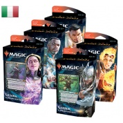 MTG - M21 Core Set Planeswalker Deck Display (10 Decks) - IT