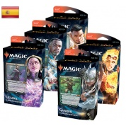 MTG - M21 Core Set Planeswalker Deck Display (10 Decks) - SP