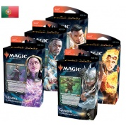 MTG - M21 Core Set Planeswalker Deck Display (10 Decks) - PT