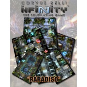 Infinity RPG: Paradiso Geomorphic Tile Set (Accessory) - EN