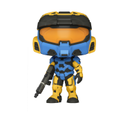 Funko POP! POP Games: Halo Infinite - Mark VII w/ Commando Rifle (Funko Deco) Vinyl Figure 10cm