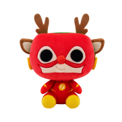 Funko POP! POP Plush: DC Holiday - Rudolph Flash