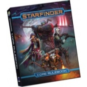Starfinder RPG: Starfinder Core Rulebook Pocket Edition - EN