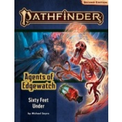 Pathfinder Adventure Path: Sixty Feet Under (Agents of Edgewatch 2 of 6) (P2) - EN