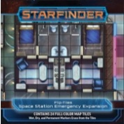 Starfinder Flip-Tiles: Space Station Emergency Expansion