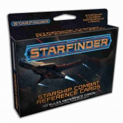 Starfinder Starship Combat Reference Cards - EN
