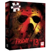 "Friday the 13th ""Friday the 13th"" 1,000-Piece Puzzle"