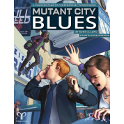 Mutant City Blues - 2nd Edition - EN