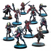 Infinity: Combined Army: Shasvastii Action Pack - EN