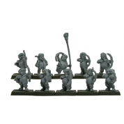Warlords of Erehwon - Halfling Archers - EN