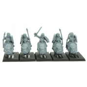 Warlords of Erehwon - Halfling Heavy Pig Riders - EN