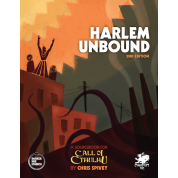 Call of Cthulhu RPG - Harlem Unbound 2nd edition - EN