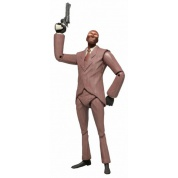 Team Fortress series 3 SPY Team RED 6,5-inch Ultra Deluxe action figure limited one-run-production
