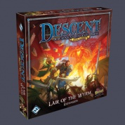 FFG - Descent 2nd Ed: Lair of the Wyrm - EN