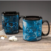 D&D Heat Change Mug