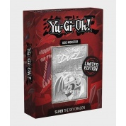 YuGiOh! Limited Edition Metal God Card Slifer the Sky Dragon