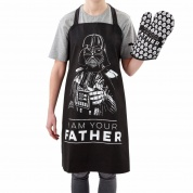 Funko POP! Home - Star Wars: Fathers Day: Apron & Oven Glove