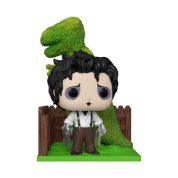 Funko POP! POP Deluxe: ES - Edward & DinoHedge