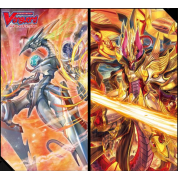 Cardfight!! Vanguard - Booster Display: Silverdust Blaze (16 Packs) - EN