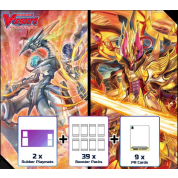 Cardfight!! Vanguard - Silverdust Blaze Sneak Preview Kit - EN