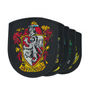 Harry Potter Hogwarts Patches (Pack of 5)