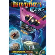 Mutants & Masterminds: Time Traveler's Codex - EN