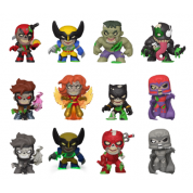 Funko Mistery Minis - Marvel Zombies 12PC PDQ (Specialty Series) Vinyl Figures