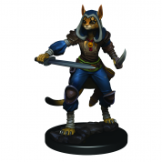 D&D Icons of the Realms Premium Figures: Female Tabaxi Rogue (6 Units)