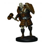 D&D Icons of the Realms Premium Figures: Male Goliath Fighter (6 Units)