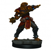 D&D Icons of the Realms Premium Figures: Male Dragonborn Fighter (6 Units)