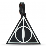 Deathly Hallows Luggage Tag