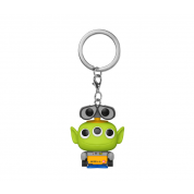 Funko POP! POP Keychain: Pixar- Alien as Wall-E Vinyl Figure