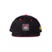 Nintendo - Super Mario Badge Snapback