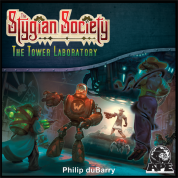 The Stygian Society - The Tower Library - EN
