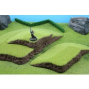 Ziterdes - Hill Set, 3 Pieces Tabletop-Terrain