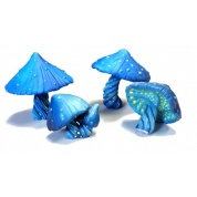 Ziterdes - Giant Mushrooms, 4 pcs.