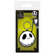 Pyramid Rubber Keychains - Nightmare Before Christmas (Jack)