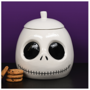 Pyramid Cookie Jars - Nightmare Before Christmas (Jack Skellington)
